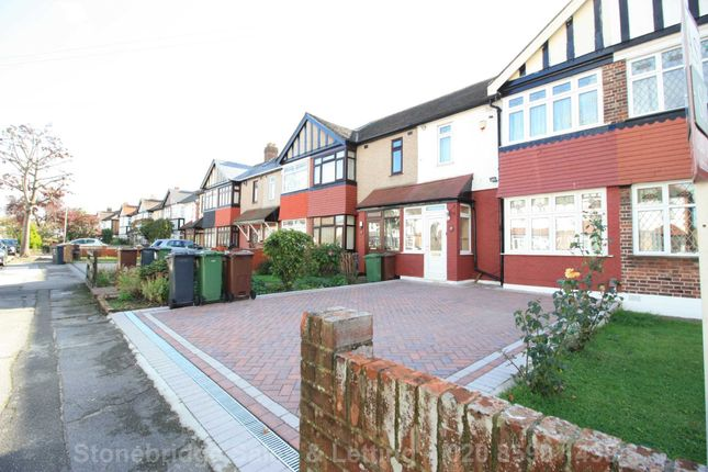 Thumbnail Terraced house for sale in Salcombe Drive, Romford