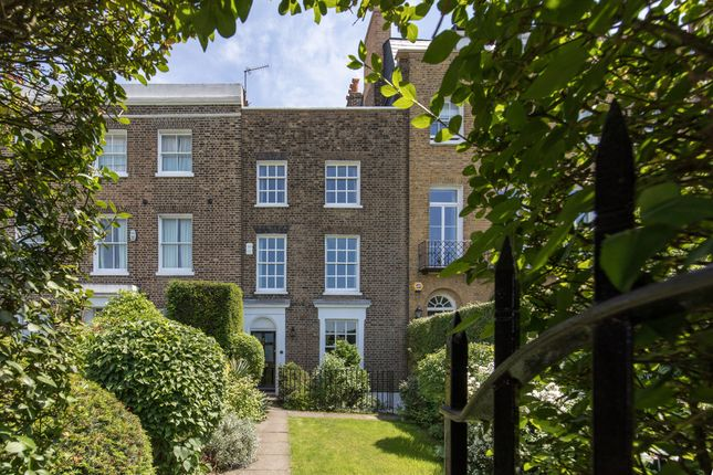 Thumbnail Terraced house for sale in Montpelier Row, Blackheath