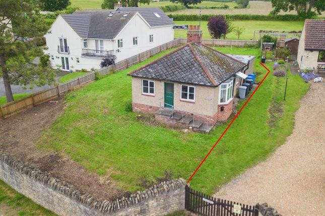 Thumbnail Detached bungalow for sale in Wood Street, Geddington
