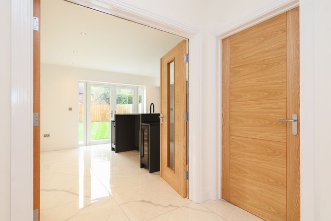 Hallway - Plot 2 of Wales Road, Kiveton Park, Sheffield S26