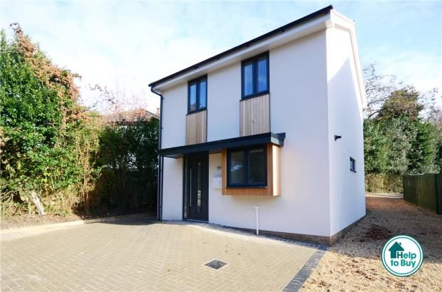 Thumbnail Detached house for sale in Kings Ride, Camberley, Surrey