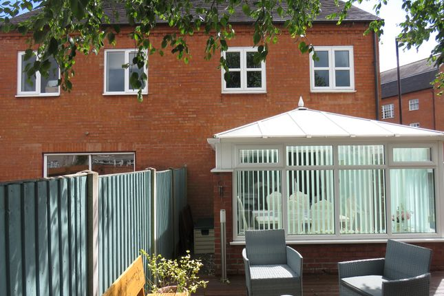 Gardens: of Westgate Close, Rocester, Uttoxeter ST14