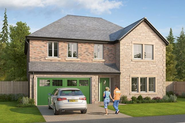 "Thumbnail Detached house for sale in ""The Kirkham"" at Glenarm Road, Wynyard Business Park, Wynyard, Billingham"