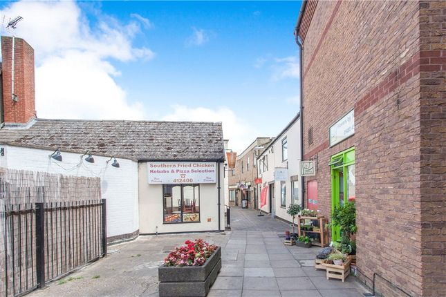 Thumbnail Flat for sale in All Saints Passage, Huntingdon, Cambridgeshire