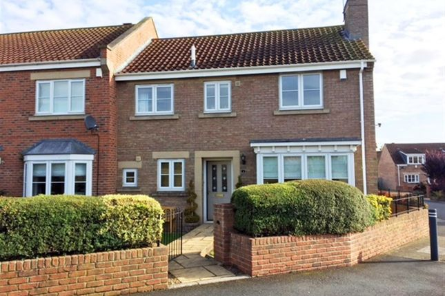 Thumbnail Semi-detached house for sale in Clarkes Croft, Dishforth, Thirsk