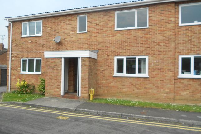 Thumbnail Flat to rent in Berkeley Road, Yeovil