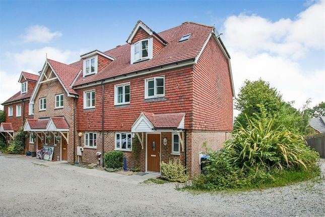 End terrace house for sale in Lower Dene, East Grinstead, West Sussex