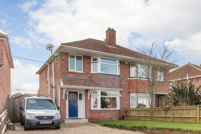 Thumbnail Semi-detached house for sale in Testwood Lane, Southampton, Hampshire
