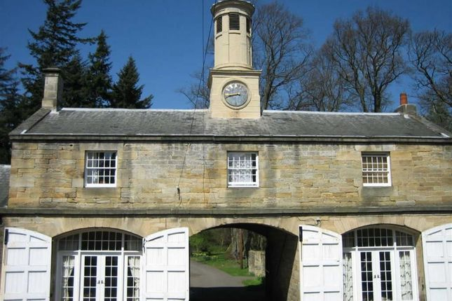 Thumbnail Cottage to rent in Mitford, Morpeth