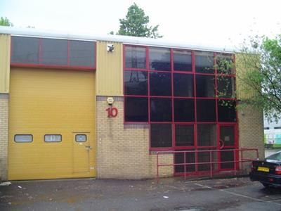 Thumbnail Light industrial to let in Unit 10, Watermill Business Centre, Edison Road, Enfield