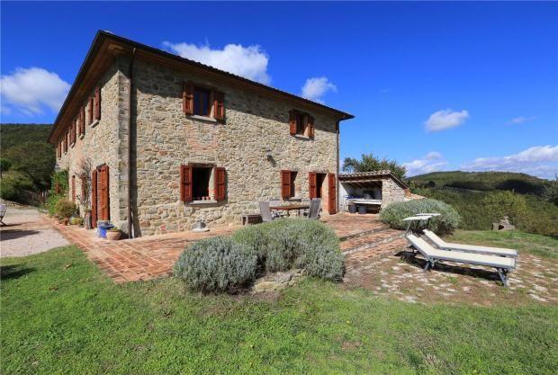 Picture No. 02 of Casa Murlo, Preggio, Umbria, Italy