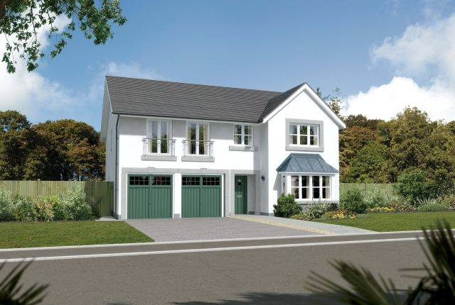Thumbnail Detached house for sale in Hollybush Lane, Crathes, Banchory, Aberdeenshire