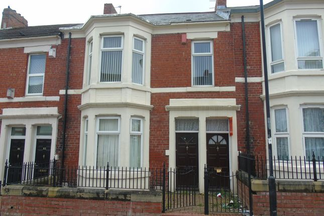 Thumbnail Flat for sale in Gerald Street, Benwell, Newcastle Upon Tyne