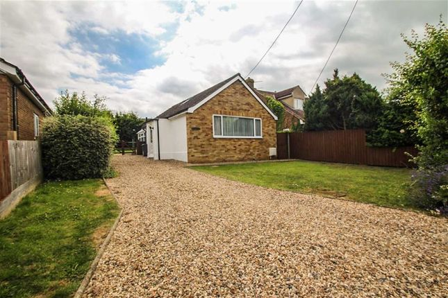 Thumbnail Detached bungalow for sale in Oakmead Road, St. Osyth, Clacton-On-Sea