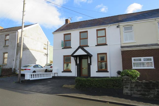 Thumbnail Semi-detached house for sale in Heol Y Meinciau, Pontyates, Llanelli