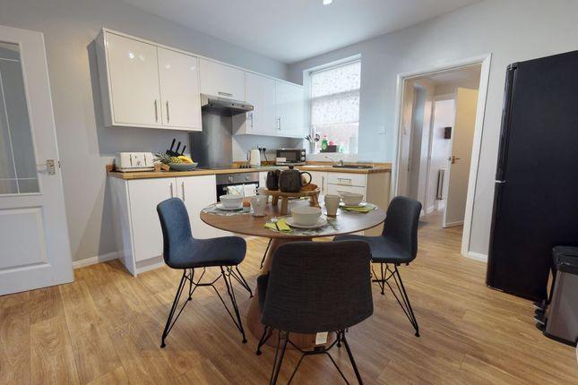 Thumbnail Flat to rent in Percival Street, Peterborough