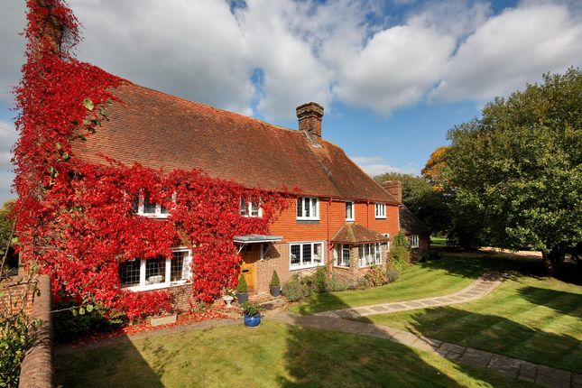 Thumbnail Detached house to rent in Piltdown, Uckfield, East Sussex
