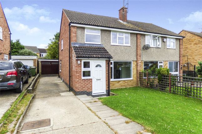 3 bed semi-detached house to rent in Churchill Drive, Leicester Forest East, Leicester LE3
