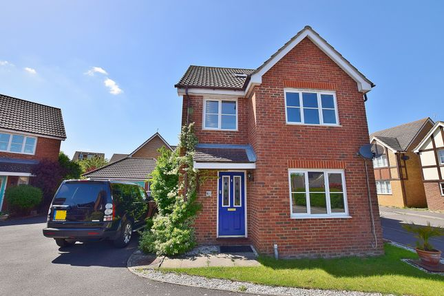 Thumbnail Detached house to rent in Acorn Close, Park Farm