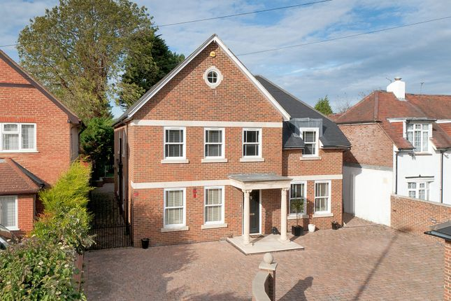 Thumbnail Detached house for sale in Horsted Way, Rochester