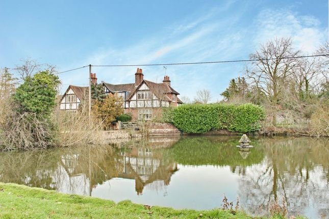 End terrace house for sale in Reading Road, Sherfield-On-Loddon, Hook