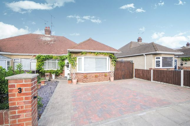 Thumbnail Semi-detached bungalow for sale in Fraser Close, Chelmsford
