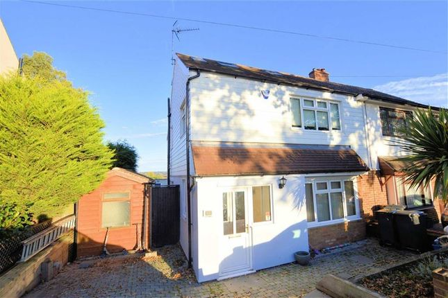 Thumbnail Semi-detached house for sale in Centre Avenue, Epping