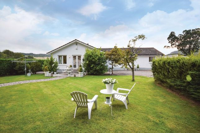 Thumbnail Detached bungalow for sale in Eastwood, Kinfauns, Perthshire