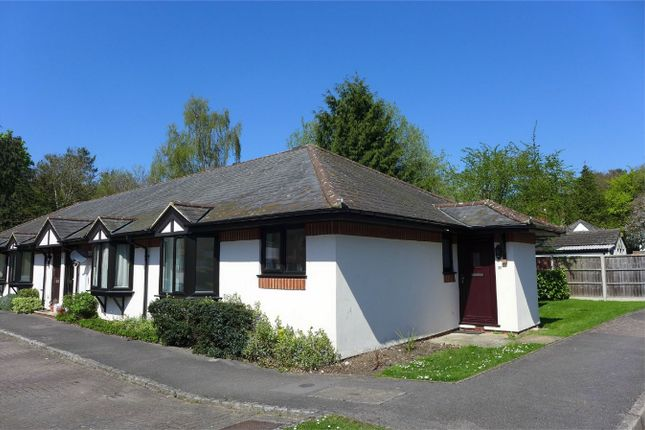 Thumbnail Terraced bungalow to rent in Waterside Court, Fleet