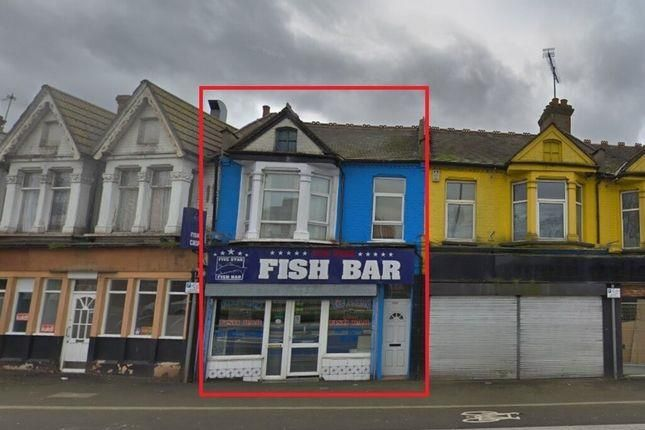 Thumbnail Restaurant/cafe for sale in Forest Road, Five Star Fish Bar, London
