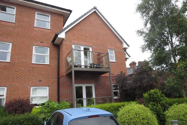 Thumbnail Flat for sale in Adlington House, Wolstanton, Newcastle