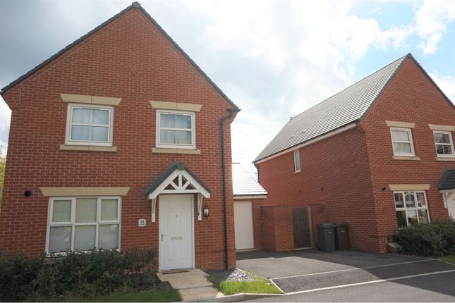 Thumbnail Detached house to rent in Lords Way, Andover