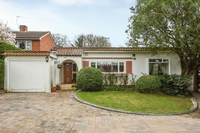 Thumbnail Detached bungalow for sale in Adelaide Close, Stanmore