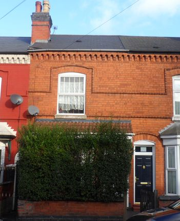 Thumbnail Terraced house for sale in Roderick Road, Sparkhill