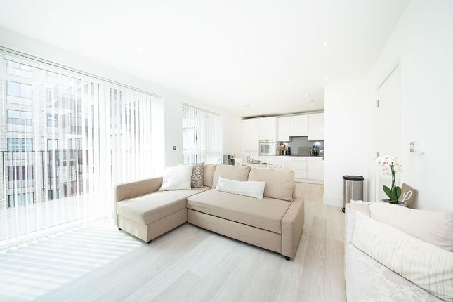 Thumbnail Flat to rent in Bodiam Court, 4 Lakeside Drive, Park Royal, London