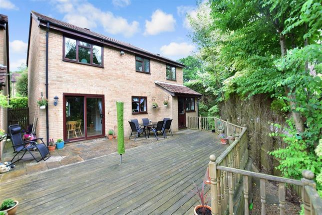 4 bed detached house for sale in Oliver Close, Crowborough, East Sussex