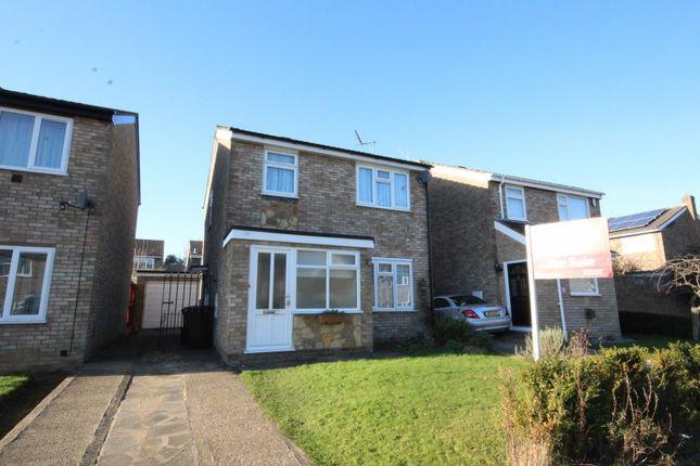 Thumbnail Detached house for sale in Pelham Court, The Arbours, Northampton