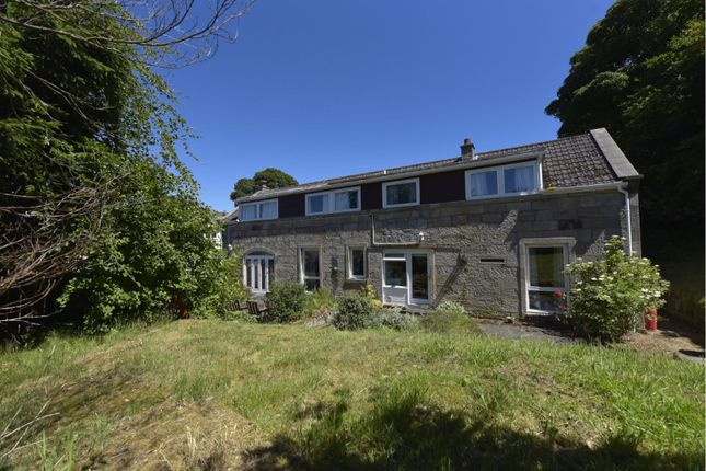 Thumbnail Detached house for sale in Upper Kinneddar, Saline, Dunfermline
