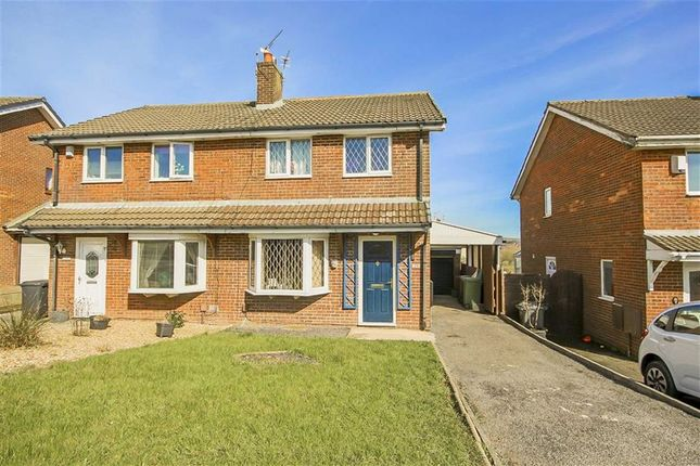 Thumbnail Semi-detached house for sale in Hargreaves Road, Oswaldtwistle, Accrington