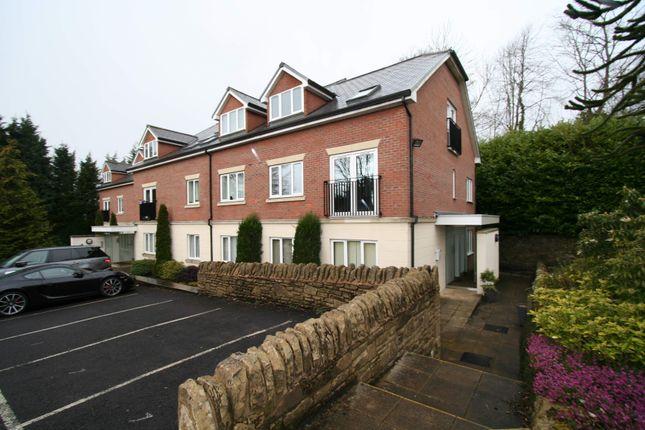 Thumbnail Flat to rent in Meadowcroft Lane, Bamford, Rochdale