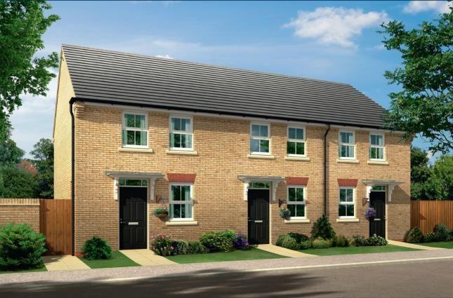 Thumbnail Semi-detached house for sale in Plot 31, Laurels Road, Offenham, Evesham