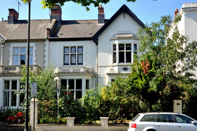 Thumbnail Semi-detached house for sale in Montpellier, Cheltenham, Gloucestershire
