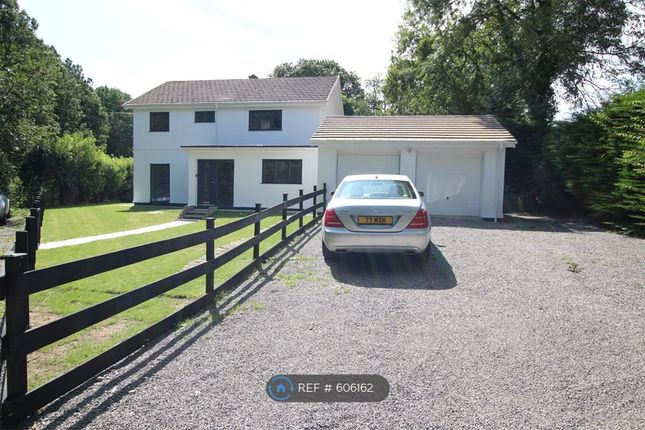 Thumbnail Detached house to rent in Coed-Y-Parc, Llangattock, Crickhowell