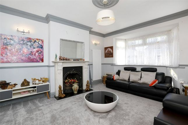 Thumbnail Detached house for sale in Ingram Road, Thornton Heath