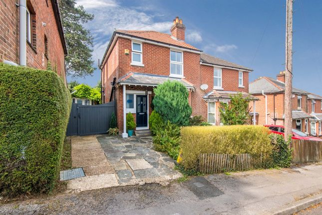 Thumbnail Semi-detached house for sale in Dimond Hill, Southampton