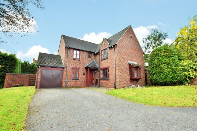 Thumbnail Detached house to rent in Top Common, Warfield, Bracknell, Berkshire