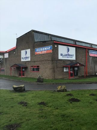 Thumbnail Industrial to let in Hubbway Business Centre, Cramlington