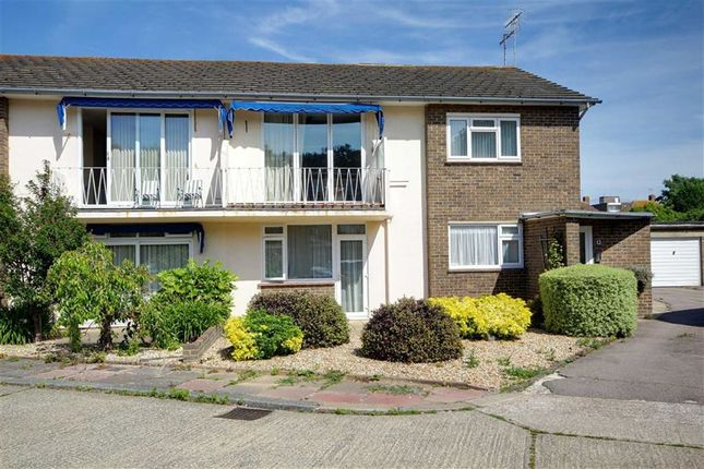 Thumbnail Flat for sale in Willow Court, Grand Avenue, Worthing, West Sussex