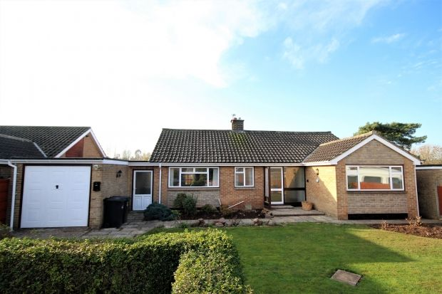 Thumbnail Detached bungalow for sale in Hyde Park Avenue, North Petherton, Bridgwater