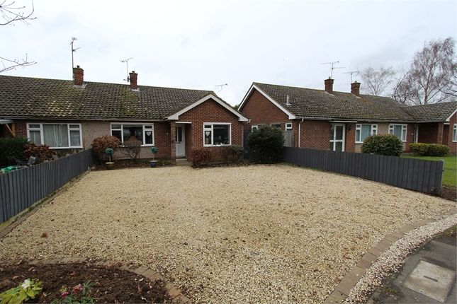 Thumbnail Semi-detached bungalow for sale in Lawn Lane, Chelmsford, Essex